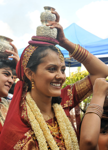 Coorg Wedding Bride