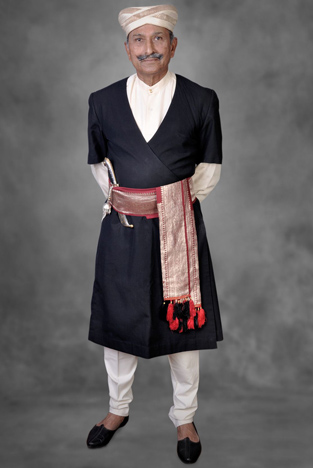 Coorg Mens costume